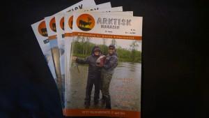 Medlemsbladet Arktisk Magasin